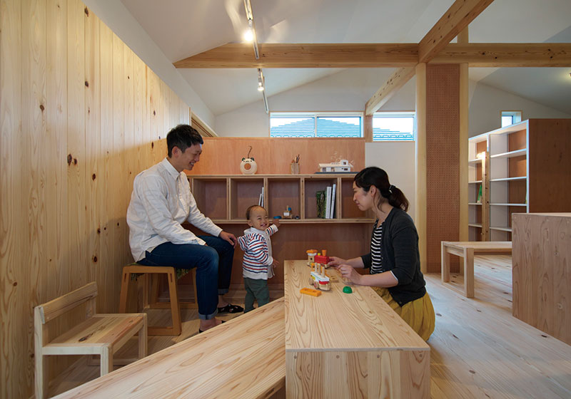 家具から考える家づくり
