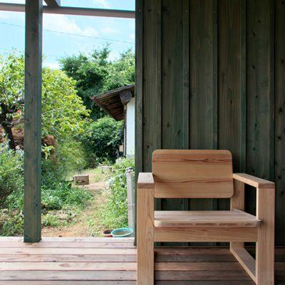mabashira-lounge chair