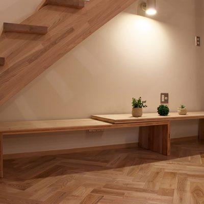 ita-kumi low table B